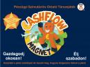 CashFlow Magnet pénzügyi szimulációs oktató társasjáték (CashFlow Magnet pénzügyi szimulációs oktató társasjáték)