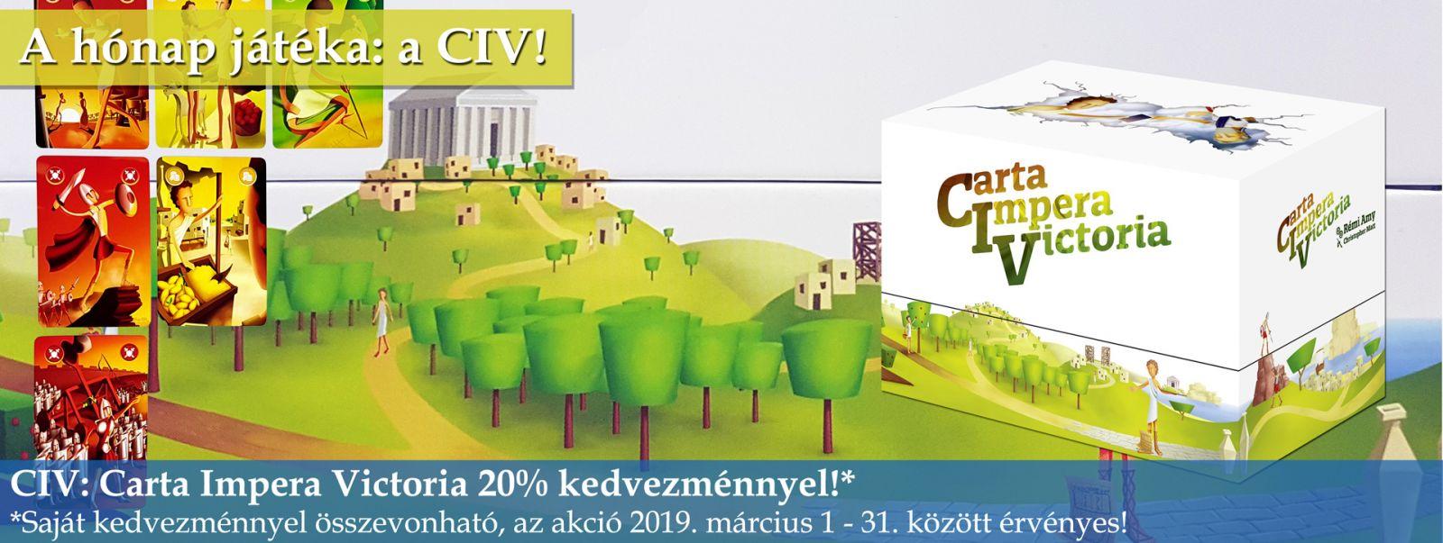 Honap jateka: CIV