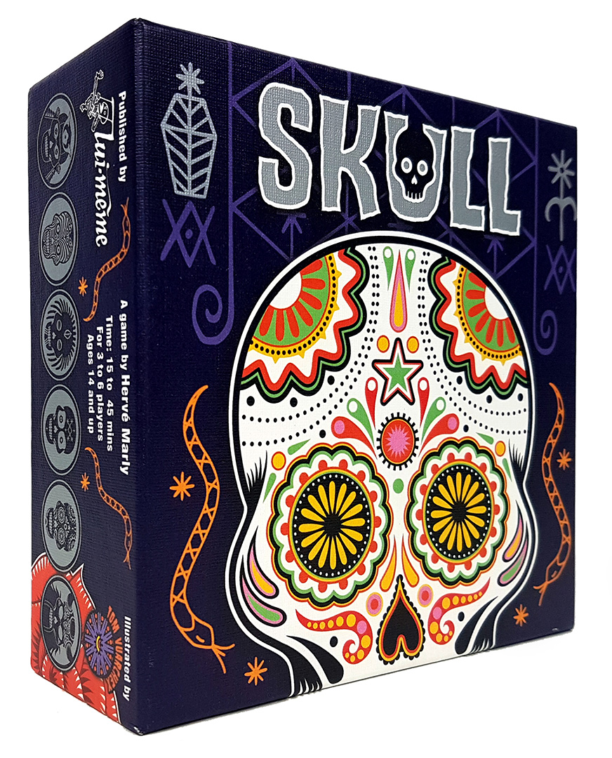 Skull – Koponyák játéka
