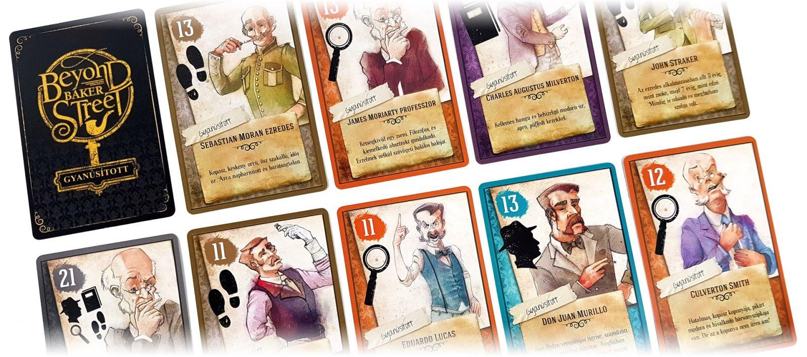 Beyond Baker Street: Sherlock Holmes árnyékábanBeyond Baker Street: Sherlock Holmes árnyékában