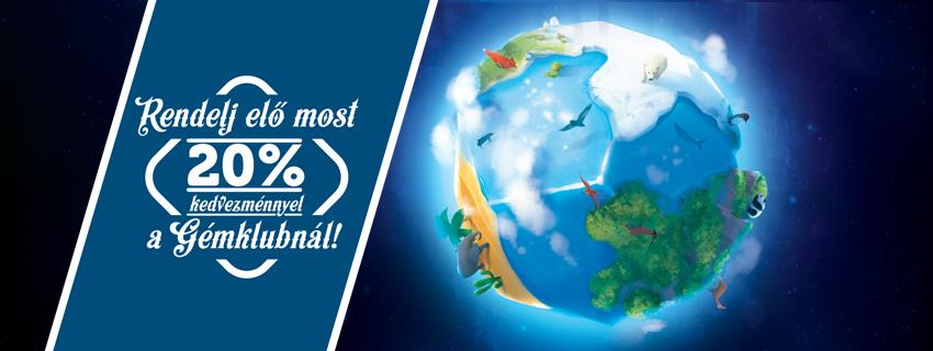 Planet – Egy éledő világ a tenyeredben