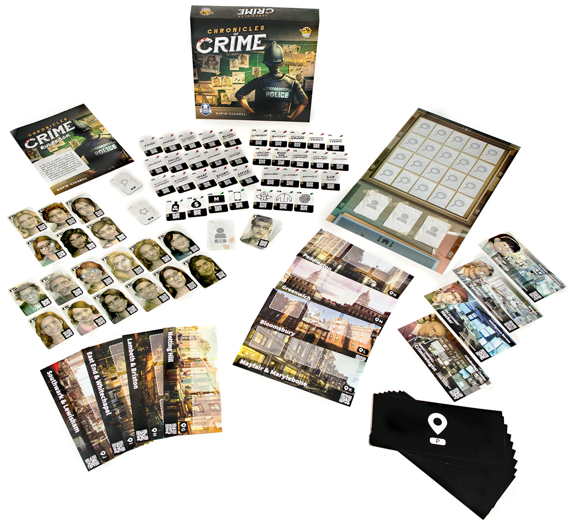 Bűnügyi krónikák