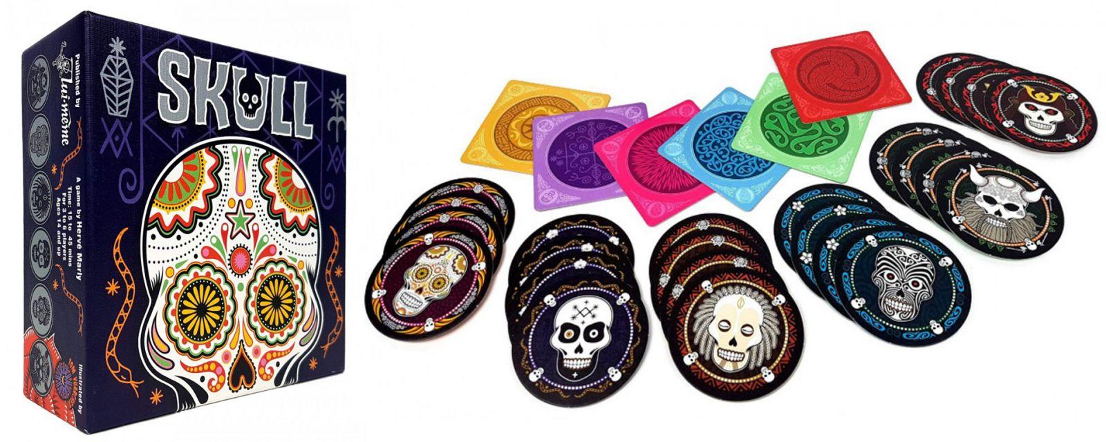 Skull – A koponyák játéka