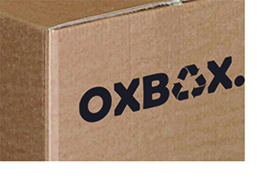 Corrugated Oxbox