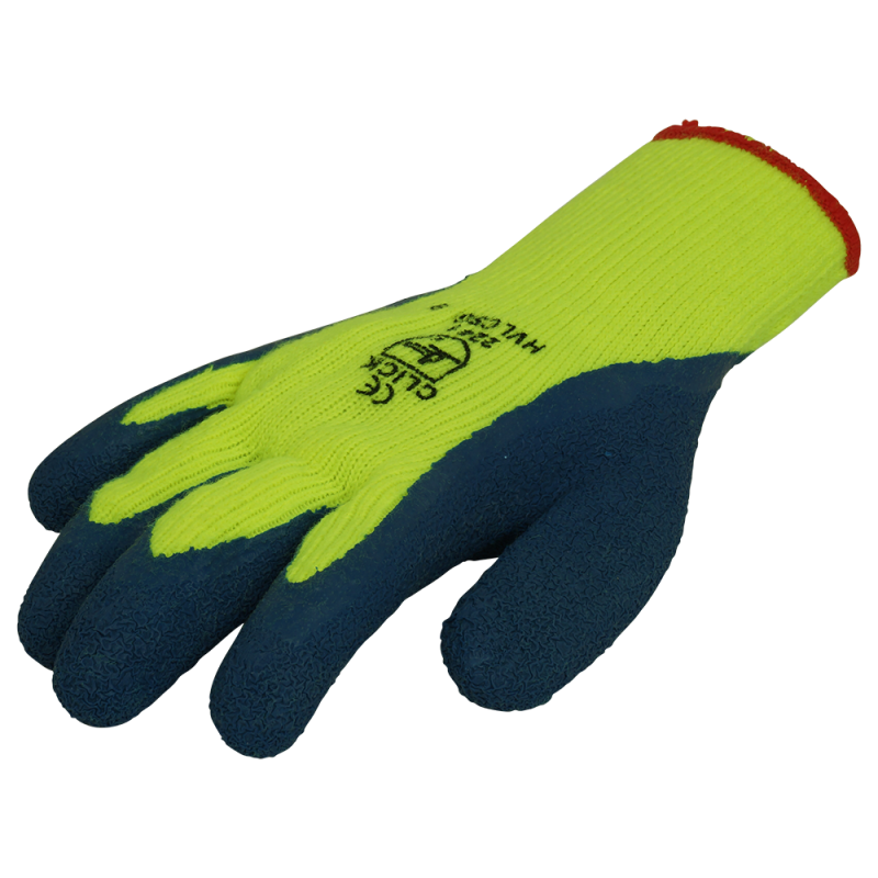 Latex Coated Thermal Gloves