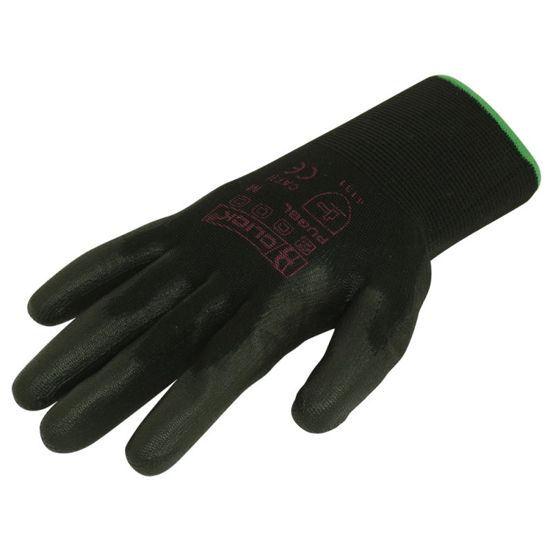 PU Coated High Dexterity Nylon Gloves