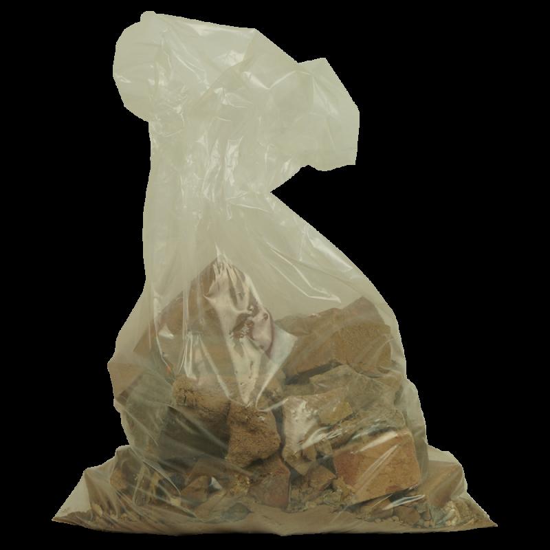 Rubble Sacks and Compactor Sacks