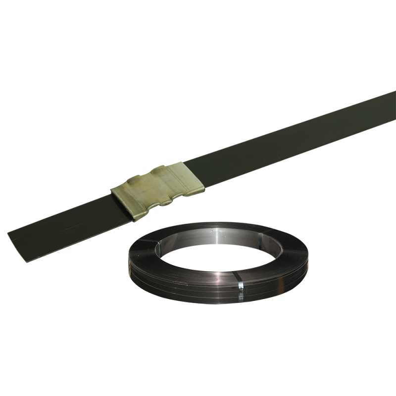 Taurex™ Steel Strapping Oscillation Wound