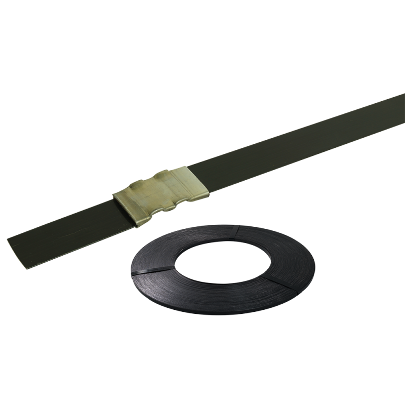 Taurex™ Steel Strapping Ribbon Wound