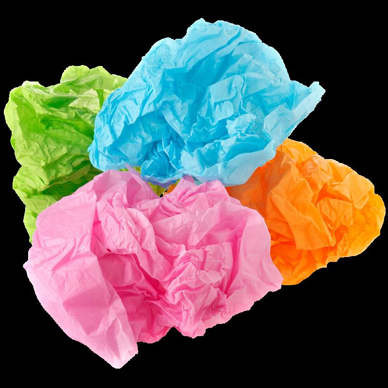 Coloured Tissue Paper
