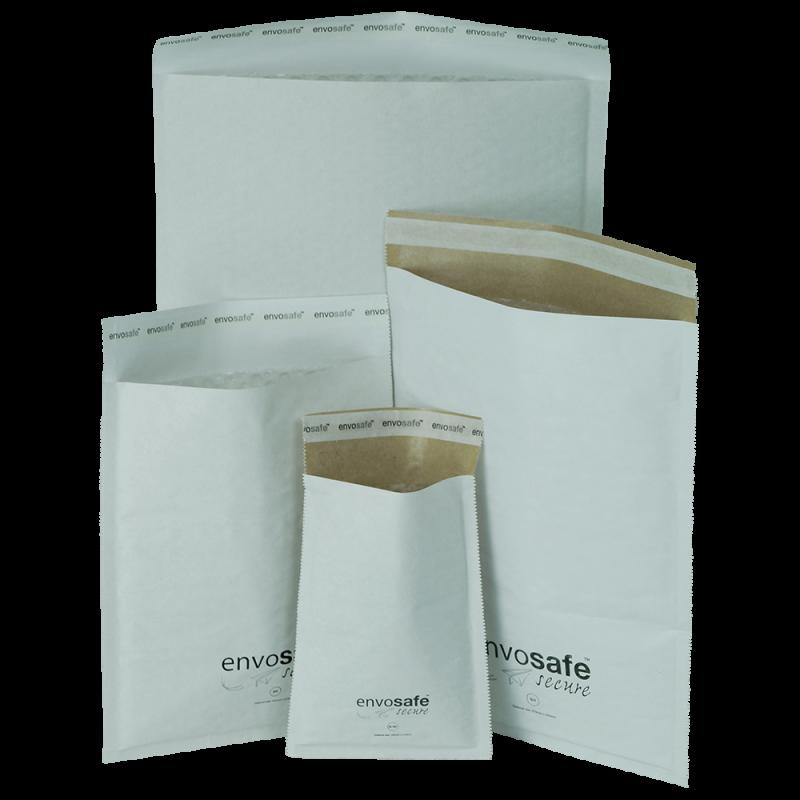envosafe™ Secure Bubble Lined Postal Bags
