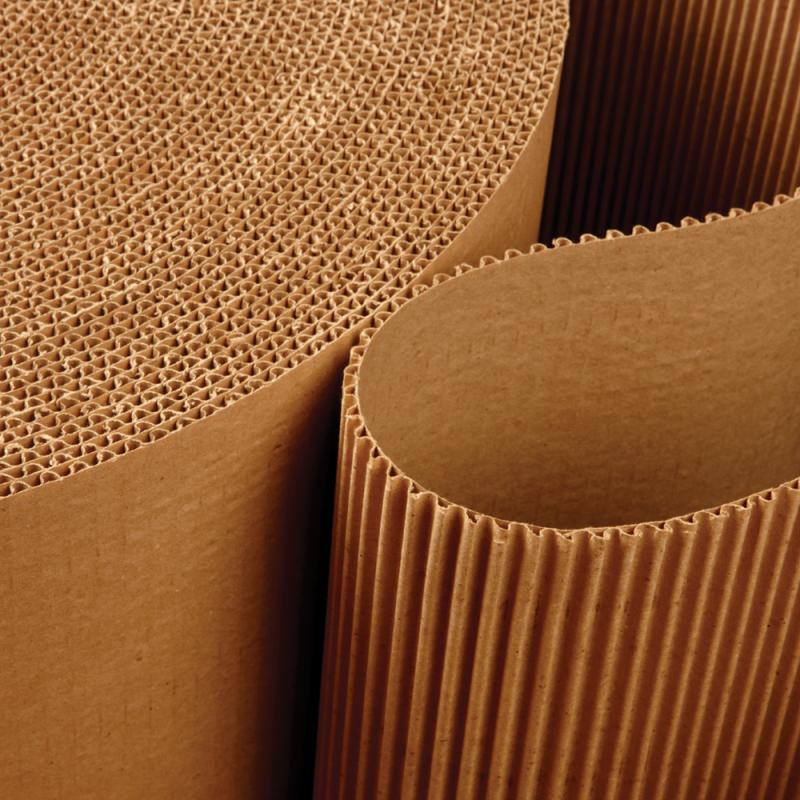 ecorap™ Corrugated Paper Roll